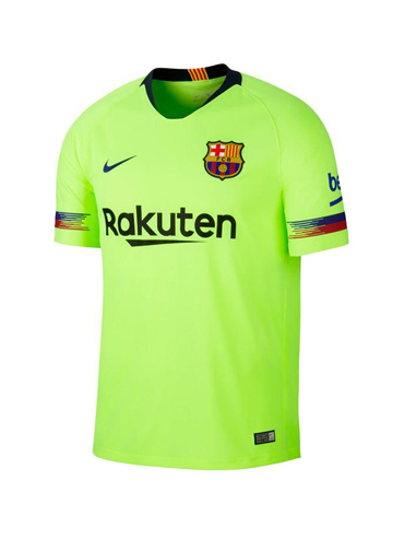 Barcelona 18 19 Away Jersey My Lucky Jersey