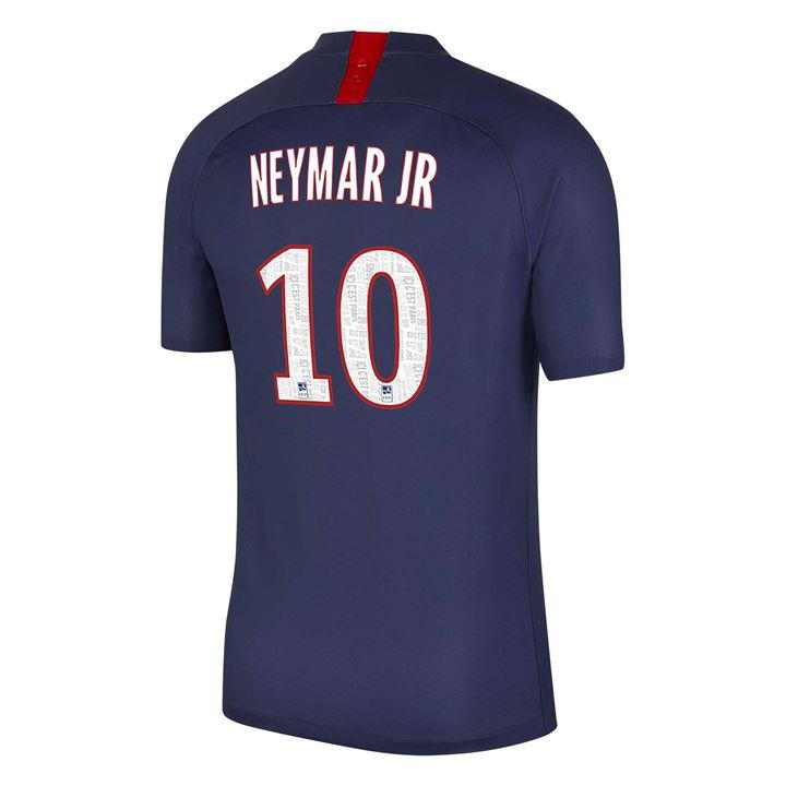 new concept c71f1 0bf79 Neymar Jr PSG 19/20 Home Jersey