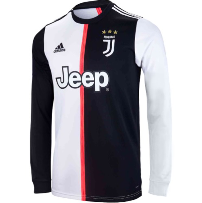 low priced 327bc 18824 Juventus 19/20 Long Sleeve Home Jersey